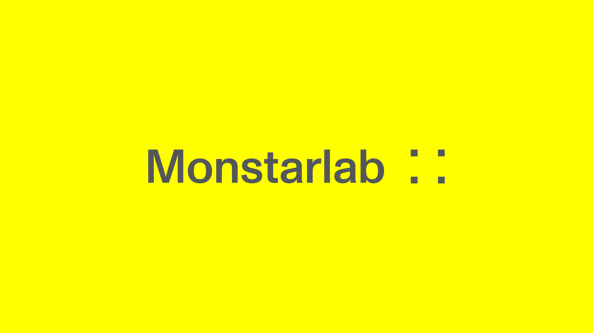 Monstarlab logo new corporate identity