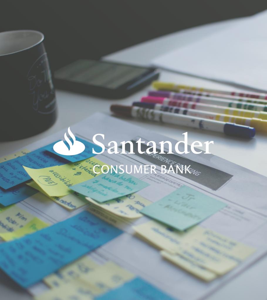 santander banking app von Monstarlab entwickelt